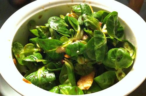 Mechthild's Winter Salad