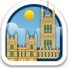 Houses of Parliament Stamp