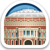 Royal Albert Hall Stamp