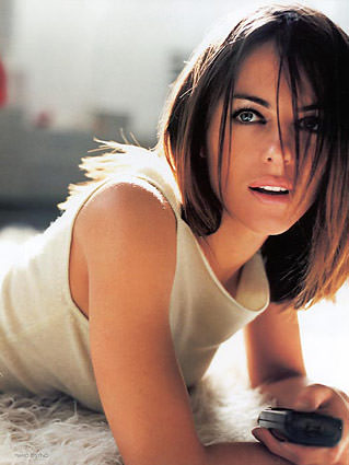 Elizabeth Hurley Appreciation Day