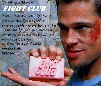 Quiz: Fight Club