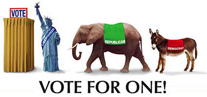 Vote For One