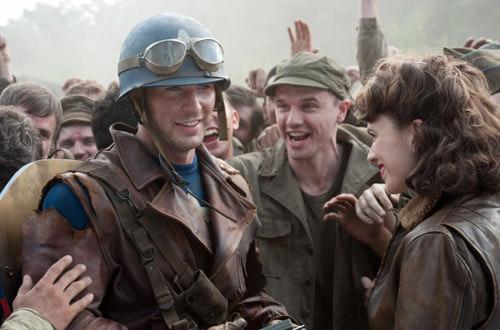 Captain America Film Still