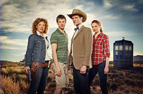 Doctor Who in the USA!