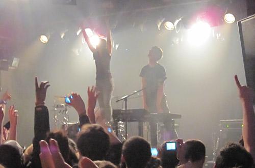 Matt & Kim Concert