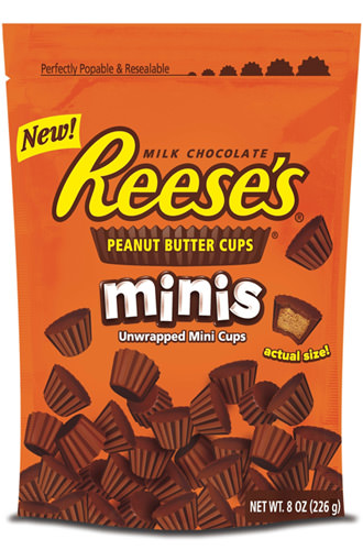 Reese' s Minis!