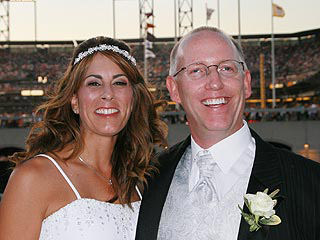 Scott Adams and Wife Marriage Photo