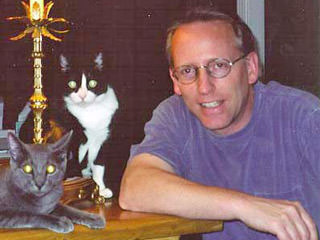 Scott Adams plus Cats!