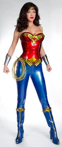 Shitty New Wonder Woman Costume