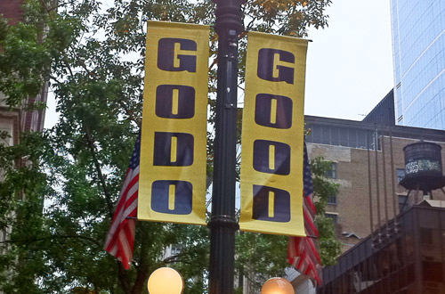 Chicago GOOD Banners