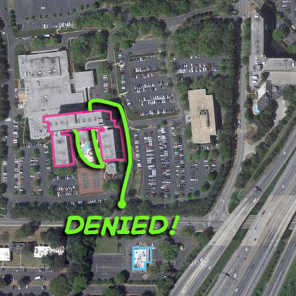 Marriott Entrapment Map UPDATE!