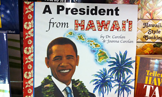 Obama American Proof!