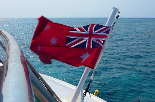 Aussie Red Ensign Flag