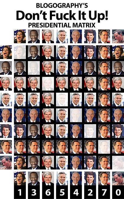 Candidate Matrix v2