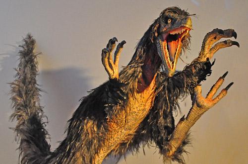 Very Scary Dinosaur