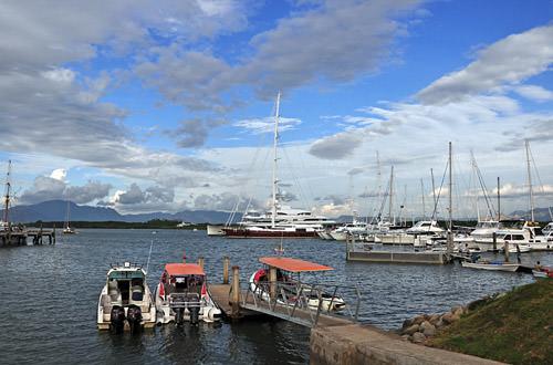 Port Denarau, Fiji