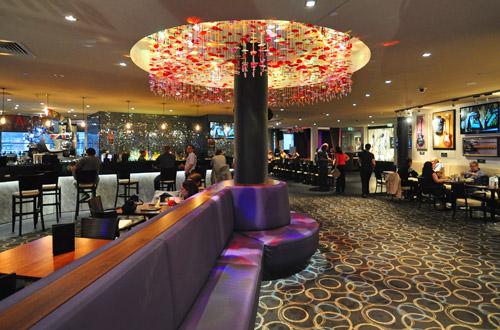 Hard Rock Cafe Sydney Hipster Lounge