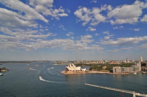 Harbour Bridge View
