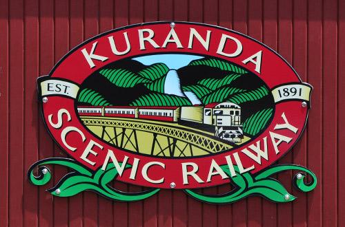 Kuranda Rail Logo