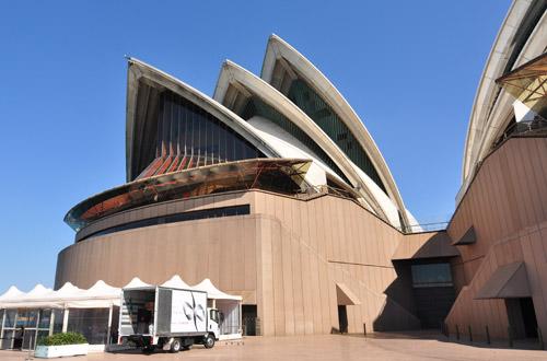 Opera House Harbourside