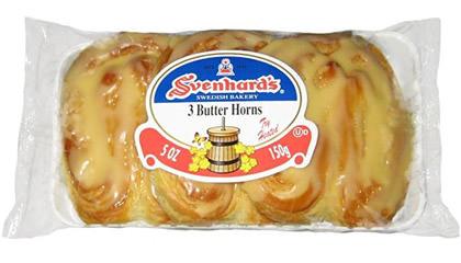 Svenhard's Butterhorns