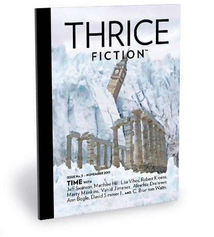Thrice Fiction Issue No. 3