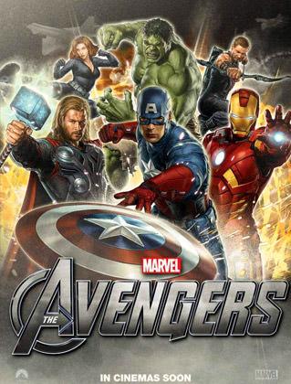 Avengers Movie Promo