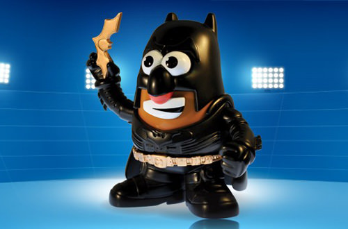 Batman Mr. Potato Head