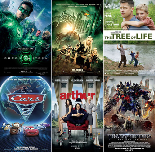 Dave's Worst Movies of 2011