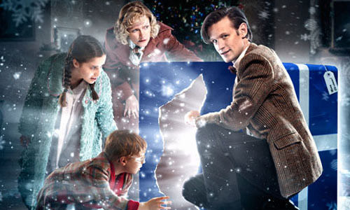 Dr. Who Christmas