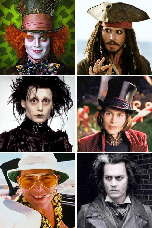 Johnny Depp Brilliance