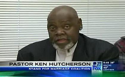 It's Pastor Ken!