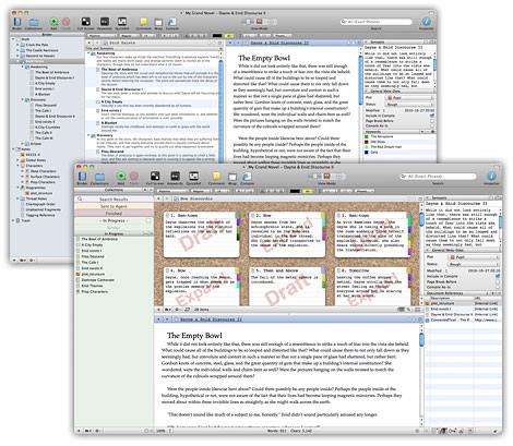 Scrivener Tools