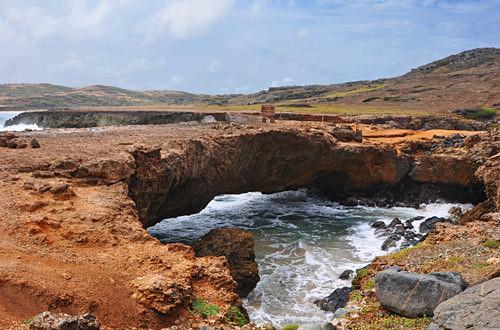 Baby Natural Bridge Aruba