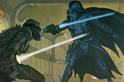 McQuarrie Darth Vader