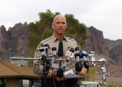Paul Babeu Conference