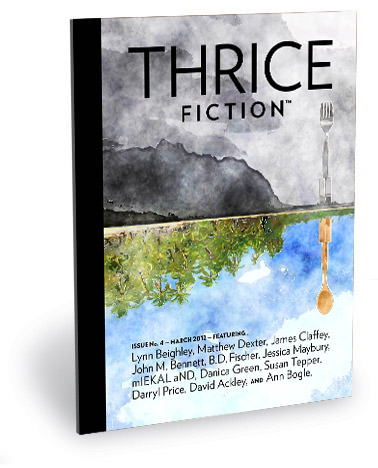 Thrice Fiction No. 4