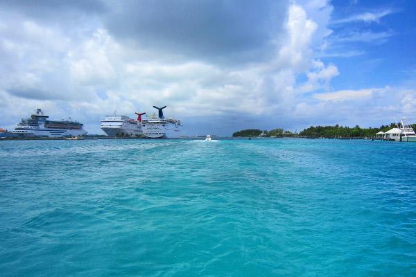 Atlantis Paradise Island Ferry