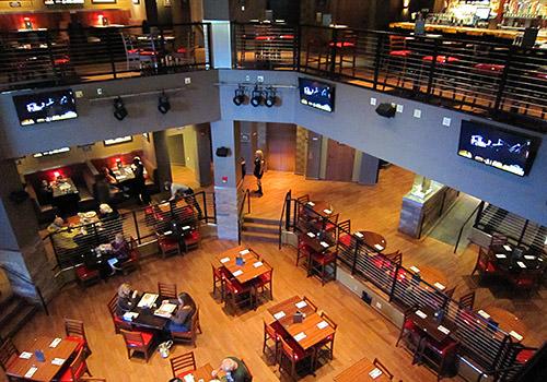 Hard Rock Cafe Four Winds Main Hall