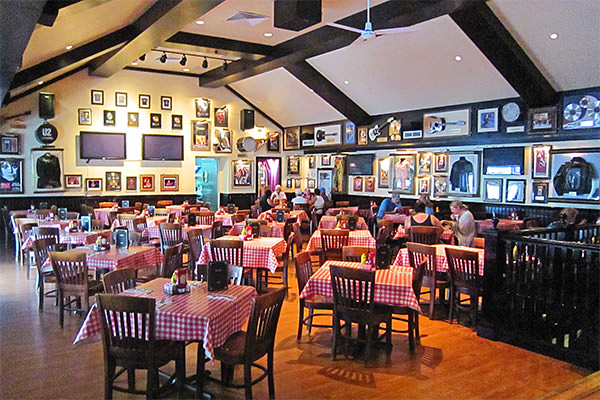 Hard Rock Nassau Interior