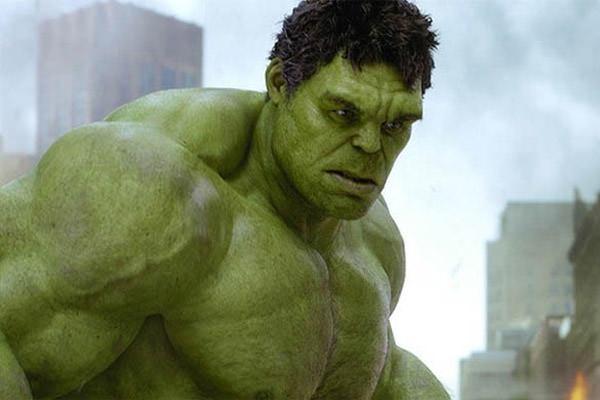 Hulk No Smash Right Now...