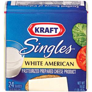 Kraft White American