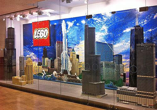 LEGO Store Chicago