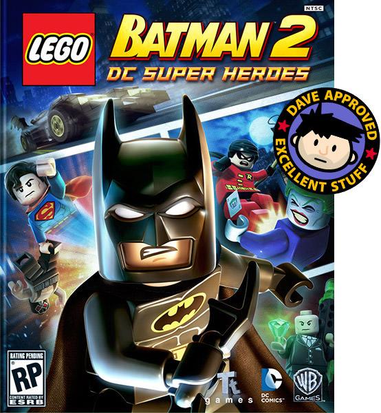 Lego Batman 2