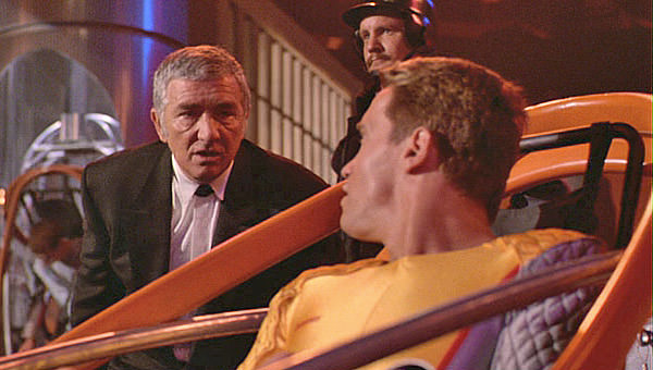 Richard Dawson in The Running Man!
