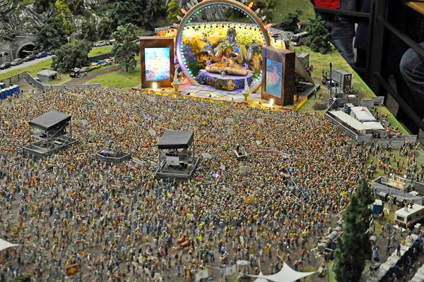 Miniatur Wunderland Concert!