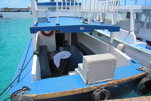 Nassau Ferry Boat?