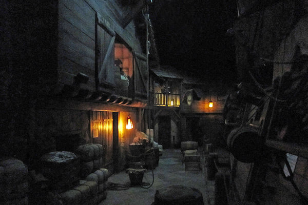 Pirate Museum Village