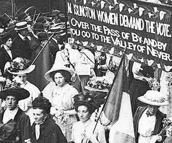 an analysis of the womens rights movement in 19th century Chapter 11 apush study womens christian a prominent american civil rights leader who played a pivotal role in the 19th century women's rights movement to.