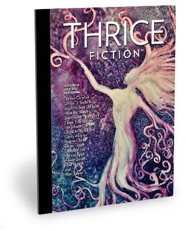 It's THRICE FICTION No. 5!